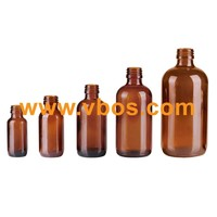 AMBER GLASS BOTTLES FOR TABLET WIDE MOUTH G.P.I400