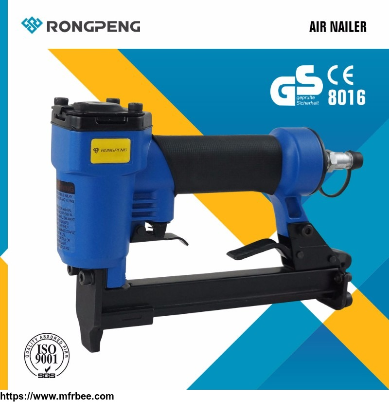 RONGPENG Ga21 Wide Crown Stapler 8016