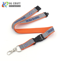 Custom high quality lanyard with logo your own design