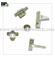 u channel metal post bracket/square metal post bracket/round metal post bracket