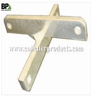 Round Pole Sign Mounting Brackets