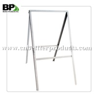 Steel Tripod Advertising device sign stand