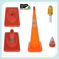 Colored traffic cones with cheap price