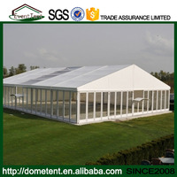 more images of Luxury Clear Roof Wedding Glass Tent For Sale