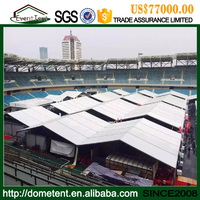 30m Width Warehouse Tent Temporary Storage For Military