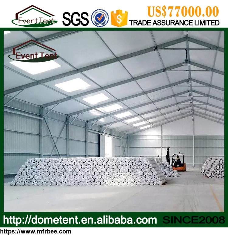 clear_span_40m_large_china_outdoor_warehouse_tent_for_storage