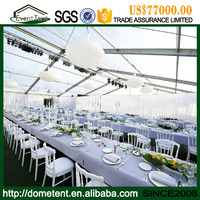 Beautiful Design Wedding Party Tent With Lining