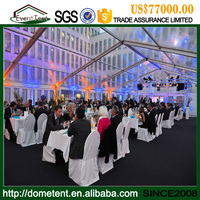 Luxury Decoration Wedding Tent For Banquet Party