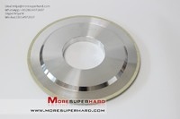 14A1   vitrified bond diamond grinding wheel for ceramic for pcd tools