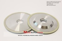 3A1  vitrified bond diamond grinding wheel for ceramic for pcd tools