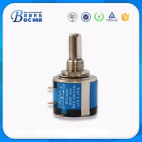 534 Precision Multiturn Wirewound Rotary Potentiometer