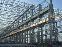 Large Span Prefabricated Steel Structures