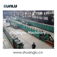 Welding rod Production Line For Welding Electrode AWS E7018 E6013