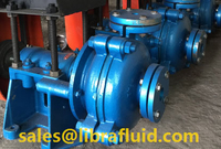 1.5×1 H Heavy Duty Slurry Pump