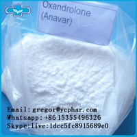 China Factory Chemical Powder CAS 10418-03-8 Stanozolol