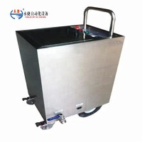 Metal Surface Dry Ice Blasting Portable Descaling Cleaning Machine