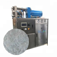 Factory Design  Dry Ice Pelletizer Dry Ice Bullet With New Metal Surface