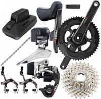 2019 SRAM Red E-Tap Group-set-with Quarq DZero Power meter