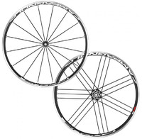 Campagnolo Eurus Clincher Road Wheelset with Continental GP4000 II Tyres & Tubes