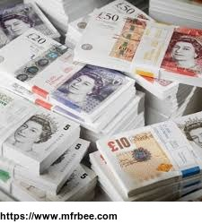 Buy 100% undetectable counterfeit British pounds online