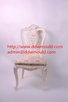 DDW Plastic Transparent Chair Mold Clear Plastic Chair Mold Acylic Chair Mold