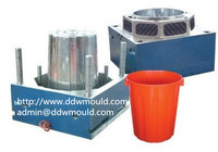 DDW Plastic Trash Bin Mold Plastic Garbage Can Mold