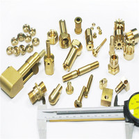 High quality Customized high precision CNC turning and milling brass copper bronze parts