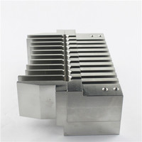 China Custom precision stainless steel parts cnc machining metal parts manufacture