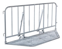 Police Barrier - Ideal for Demonstration and Protests