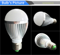 5W LED bulb lighting Indoor decorative light