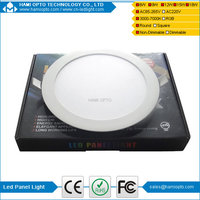 Super Thin SMD 2835 25W LED Round Panel Light Cool White 6500K