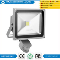 New PIR Motion Human Sensor Security Wall Warm White LED Waterproof Flood Light