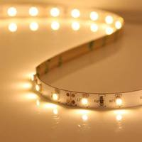5M SMD 5050 WARM White NON-Waterproof LED Strip 150 LEDs Light Flexible 30led/M
