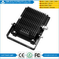more images of New fin heat sink 10w ip65 led flood light AC85-265V CE RoHS approved