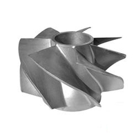 investment casting precision steel casting impeller for pump