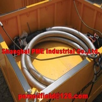 "API 16C 2-1/2"", 3"", 3-1/2"" and 4"" Coflex flexible hoses"