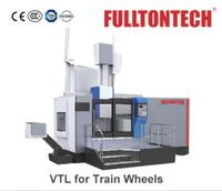 China CNC Vertical lathe- VTL