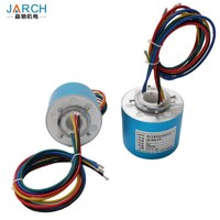 180~300 C High temperature resistant conductive slip ring rotary joint
