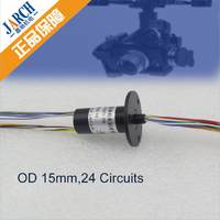 IP51 Protection level HD-SDI Capsule Slip Ring