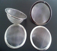 Stainless Steel Mesh Filter Degree Higher Than 99%