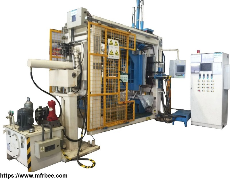 apg epoxy resin clamping machine for Epoxy resin Insulator