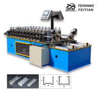 C/U Keel Roll Forming Machine