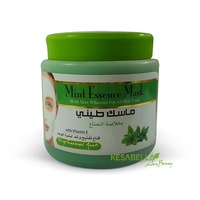 Facial Mint Mud Mask