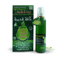 Natural Hair Green Grass Oil