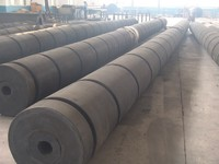 Dock marine solid cylindrical rubber fender