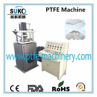 Cheap price PTFE/UHMWPE extrusion line rod ram extrusion machine