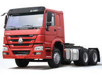 more images of SINOTRUK HOWO 6X4 Tractor Truck 371HP Tractor Heads