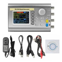 Frequency Digital Dual Channel 0.01-100MHz Function Arbitrary Waveform Pulse DDS Signal Generator