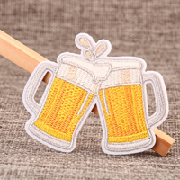 Beer Custom Patches No Minimum