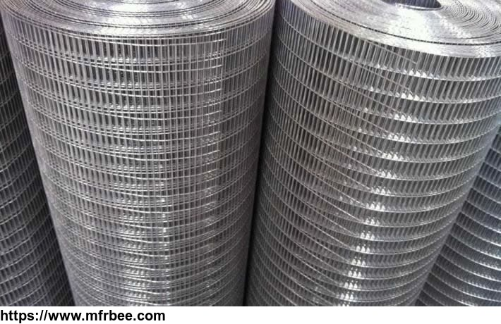 Galvanized Welded Wire Mesh Hardware Cloth Mfrbee Com